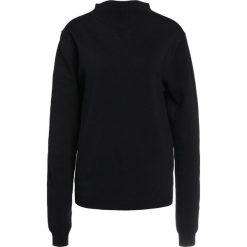 Swetry klasyczne męskie: Bruuns Bazaar ANDRO Sweter black