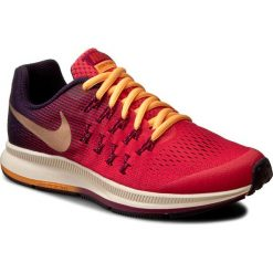 Buty sportowe damskie: Buty NIKE - Zoom Pegasus 33 (GS) 834317 800 Ember Glow/Ttls Red Bronze