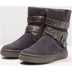 Lurchi GLORI TEX Śniegowce charcoal. Czarne buty zimowe damskie marki Lurchi, z materiału. W wyprzedaży za 159,50 zł.