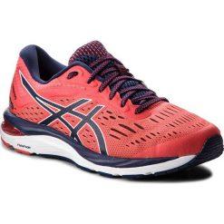 Buty ASICS - Gel-Cumulus 20 1011A008 Red Alert/Peacoat 600. Czerwone buty do biegania męskie Asics, z materiału. W wyprzedaży za 429,00 zł.