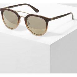 VOGUE Eyewear Okulary przeciwsłoneczne brown. Brązowe okulary przeciwsłoneczne damskie aviatory VOGUE Eyewear. Za 489,00 zł.