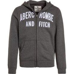 Abercrombie & Fitch CORE Bluza rozpinana grey. Niebieskie bluzy chłopięce rozpinane marki Abercrombie & Fitch. Za 169,00 zł.