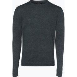 Solid - Sweter męski – Langdon, zielony. Zielone swetry klasyczne męskie Solid, m. Za 99,95 zł.