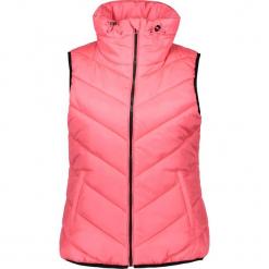 Kamizelka w kolorze różowym. Niebieskie kamizelki damskie marki Reserved, l. W wyprzedaży za 173,95 zł.