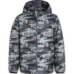 GAP PUFFER Kurtka zimowa heather grey. Szare kurtki dziewczęce GAP, na zimę, z materiału. W wyprzedaży za 239,20 zł.