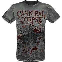 Cannibal Corpse Dead human collection T-Shirt czarny. Czarne t-shirty męskie z nadrukiem Cannibal Corpse, s, z dekoltem na plecach. Za 99,90 zł.