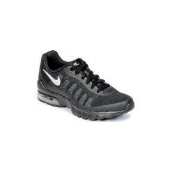 Buty Dziecko Nike  AIR MAX INVIGOR GRADE SCHOOL. Czarne trampki chłopięce Nike. Za 329,00 zł.