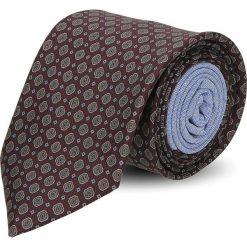 Krawat winman bordo classic 207. Czarne krawaty męskie Recman. Za 129,00 zł.