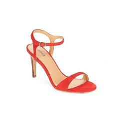 Sandały André  SAXO. Czerwone sandały damskie Andre. Za 239,20 zł.