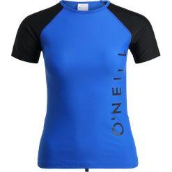 O'Neill SPORTS LOGO SKIN Koszulki do surfowania neon dark blue. Niebieskie t-shirty damskie O'Neill, z elastanu. Za 129,00 zł.