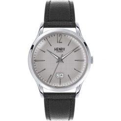 """Zegarki męskie: Zegarek kwarcowy """"Piccadilly"""" w kolorze czarno-srebrnym"""
