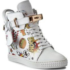 Sneakersy damskie: Sneakersy CARINII – B3767/FB G34-000-000-B88