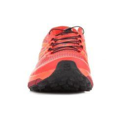 Buty do biegania Salomon  Sense Ride Mens 398490-29. Brązowe buty do biegania męskie marki Salomon. Za 371,40 zł.