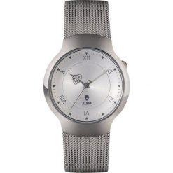 Zegarki damskie: Zegarek damski Dressed srebrny pleciony pasek