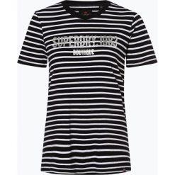 Superdry - T-shirt damski, niebieski. Niebieskie t-shirty damskie Superdry, m, z nadrukiem. Za 179,95 zł.