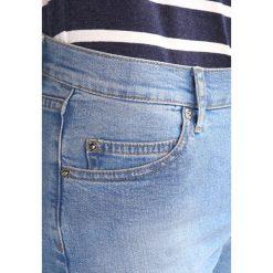 Cheap Monday SECOND SKIN  Jeans Skinny Fit edit blue. Niebieskie rurki damskie Cheap Monday. W wyprzedaży za 174,30 zł.