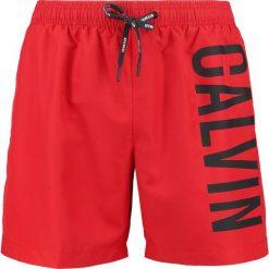 Kąpielówki męskie: Calvin Klein Swimwear MEDIUM DRAWSTRING Szorty kąpielowe salsa