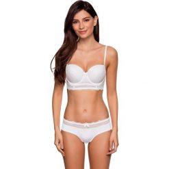 Dorina - Biustonosz Colette. Białe biustonosze z fiszbinami marki MEDICINE, z bawełny. Za 89,90 zł.