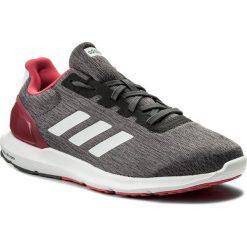 Buty adidas - Cosmic 2 W CP8718 Grethr/Ftwwht/Grefou. Niebieskie buty do biegania damskie marki Salomon, z gore-texu, na sznurówki, gore-tex. W wyprzedaży za 189,00 zł.