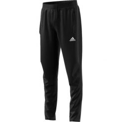 Chinosy chłopięce: Adidas Spodnie juniorskie Tiro 17 TRG PNT Youth czarne r. 140 cm (BK0351)