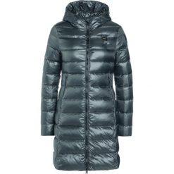 Płaszcze damskie pastelowe: Blauer Płaszcz puchowy olive