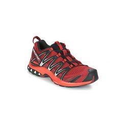 Buty do biegania Salomon  XA PRO 3D. Czerwone buty do biegania męskie marki Salomon. Za 455,20 zł.