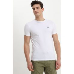 T-shirty męskie: La Martina Tshirt basic optic white