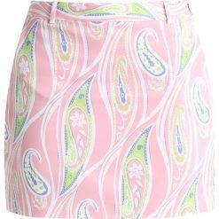 Spódniczki: Polo Ralph Lauren Golf PRINTED TECH SATEEN Spódnica sportowa paisley pink mult