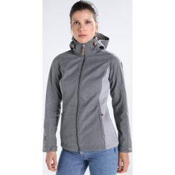 Icepeak TEZA Kurtka Softshell light grey. Szare kurtki damskie Icepeak, z materiału. W wyprzedaży za 293,30 zł.