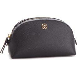 Kosmetyczka TORY BURCH - Small Makeup Bag 46475 Black/Royal Navy. Czarne kosmetyczki męskie marki Reserved. Za 399,00 zł.