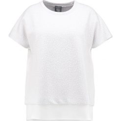 T-shirty damskie: Persona by Marina Rinaldi OPEN Tshirt z nadrukiem white