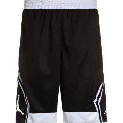 Jordan RISE DIAMOND  Spodnie treningowe black. Czarne spodnie dresowe dziewczęce Jordan, z jeansu. Za 149,00 zł.