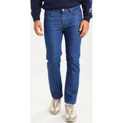Jeansy męskie regular: KIOMI Jeansy Straight Leg blue denim