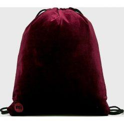 Mi-Pac - Plecak. Czarne plecaki damskie Mi-Pac, z materiału. W wyprzedaży za 99,90 zł.
