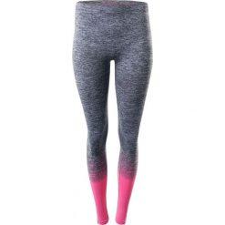 Spodnie damskie: IQ Legginsy damskie Amena Wmns szaro-różowe r. L/XL (92800211679)
