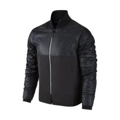Kurtki sportowe męskie: Jordan  Kurtka męska Bomber Jacket czarna r. XL (653434-010)