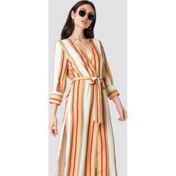 Paski damskie: Trendyol Kimono w paski – Multicolor