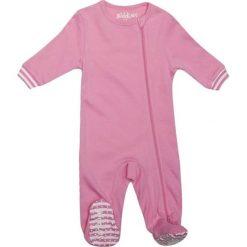 Pajacyki niemowlęce: Śpiochy w kolorze różowym