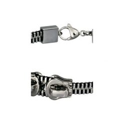 Bransoletki męskie: Bransoletka Steel Zipper 2