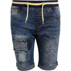 Desigual Szorty jeansowe blue. Różowe spodenki chłopięce marki Desigual. Za 249,00 zł.