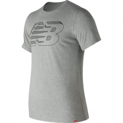 T-shirty męskie: New Balance MT73582AG