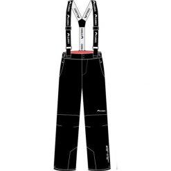 Bryczesy damskie: ELBRUS Spodnie Sportowe Damskie Leanna Wo's Black/Micro Chip/Dubarry r. XL