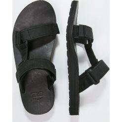 Sandały męskie skórzane: Teva UNIVERSAL Sandały trekkingowe black