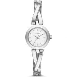 Zegarek DKNY - Crosswalk NY2169 Silver/Silver. Szare zegarki damskie DKNY. Za 569,00 zł.