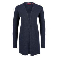 Swetry klasyczne damskie: S.Oliver Sweter Damski 36 Niebieski