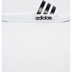 Adidas Performance - Klapki Adilette Shower. Szare klapki męskie adidas Performance, z materiału. Za 99,90 zł.