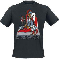 Killing Joke Empire Song T-Shirt czarny. Czarne t-shirty męskie Killing Joke, xxl. Za 74,90 zł.