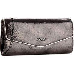 Torebka NOBO - NBAG-C3751-C019  Srebrny. Szare torebki klasyczne damskie marki Nobo, z materiału. W wyprzedaży za 99,00 zł.