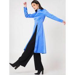 Długie sukienki: Gestuz Sukienka Ihara - Blue