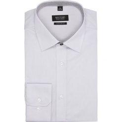Koszula bexley 2655 długi rękaw custom fit szary. Szare koszule męskie Recman, m, z długim rękawem. Za 139,00 zł.